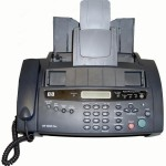 Test your fax machine without bothering friends