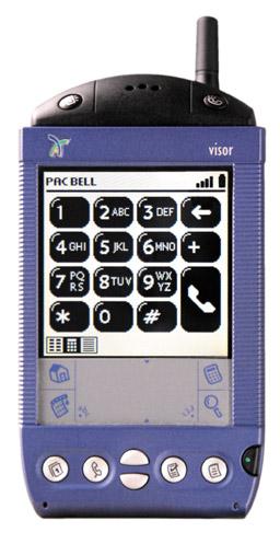 Handspring Visor phone