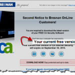 You DO NOT have to download CA from Bresnan
